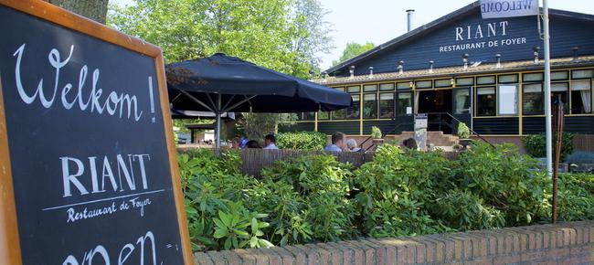 Restaurant Foyer Riant te Beekbergen